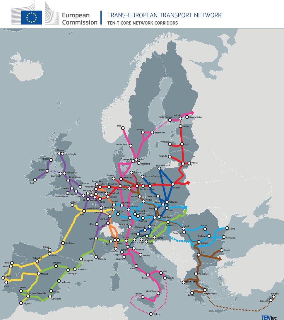 for example the implementation of ertms european rail traffic management system as a unified signaling system will enable railways to overcome one of the